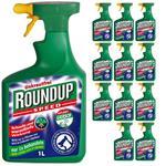 12 x Roundup Speed Unkrautfrei Gierschfrei 1 Liter