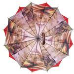 Regenschirm 8911 doppelt bespannt, rot
