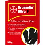 Bayer Brumolin Ultra F Haferflockenköder 500 g