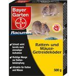 Bayer Racumin Ratten & Mäuse Getreideköder 500 g