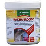 Dr. Stähler Ratzia Block C Ratten & Mäuse Form Köder 300 g