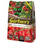 Gärtner´s Biodünger für den Naschgarten Obst & Gemüse-Dünger 1,5 kg