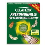Celaflor Pheromonfalle für Nahrungsmittelmotten 3 Stück