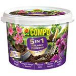 COMPO 5in1 Pflanz-Dünger und mehr 1,5 kg