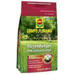 COMPO Floranid Rasendünger mit Unkrautvernichter 12 kg für ca. 400 qm