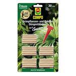 COMPO Grünpflanzen- und Palmen Düngestäbchen mit Guano 30 Stück