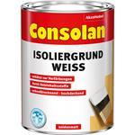 Consolan Isoliergrund Spezialgrundierung weiß 2,5 Liter