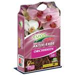 Cuxin Aktiv-Erde für Orchideen 10 Liter