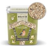 Delicia Streufuttermix Wildvogelfutter, 3 kg