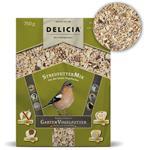 Delicia Streufuttermix Wildvogelfutter, 750 g