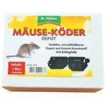 Dr. Stähler Mäuseköder-Depot mit Schlagfalle