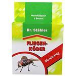 Dr. Stähler Nachfüllpack für Bio Fliegenfalle 3 Stück