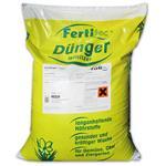 Fertitec Eisendünger gekörnt 25 kg für 830 qm