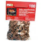 Firemaker Kohle- und Grillanzünder Naturholz 100 Stück
