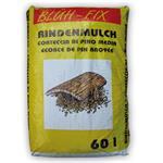 Blühfix Rindenmulch 60 Liter Abdeckmulch 0-40mm
