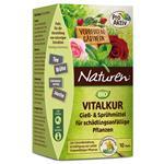 Naturen Bio Vitalkur Gießmittel für Schädlingsanfällige Pflanzen, 10 Pads