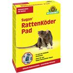 Neudorff Sugan Rattenköder Pad NEU 200 g
