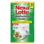 Nexa-Lotte Silberfischchen-Köder 3 Stück