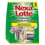 Nexa-Lotte Duftende Mottenschutz Säckchen 3 Stück