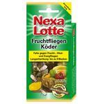 Nexa-Lotte Frucht- Obst- Essigfliegen Köder Falle - insektizidfrei