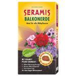 Seramis Balkon-Blumenerde ohne Torf 50 Liter