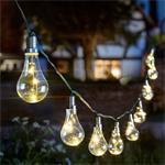Smart Garden Solar LED-Glühbirnen Eureka 10er