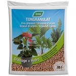 Westland Tongranulat für alle Topf-, Grün- und Blühpflanzen, 25 Liter