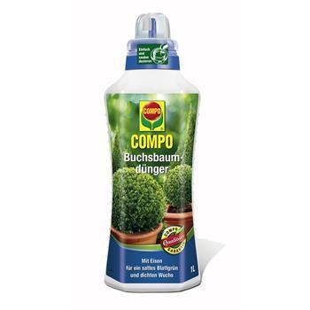 COMPO Buchsbaum- und Ilex Dünger flüssig 1 Liter