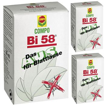 3 x 30 ml compo bi 58 insektenmittel gegen l use thripse. Black Bedroom Furniture Sets. Home Design Ideas