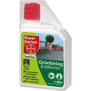 Bayer Grünbelagentferner f. 80 qm 500 ml