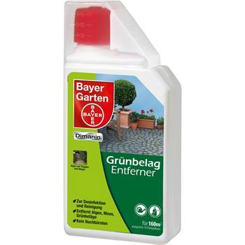 Bayer Dimanin Grünbelagentferner f. 160 qm 1 Liter