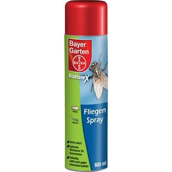 Bayer Blattanex Fliegenspray 600 ml
