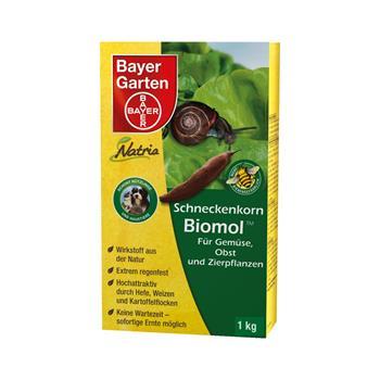 Bayer Natria Schneckenkorn Biomol 1 kg