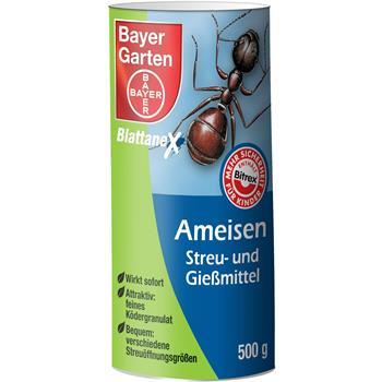 Bayer Blattanex Ameisenstreu- und Gießmittel 500 g