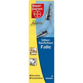Bayer Natria Silberfischchen-Falle 2 Stück