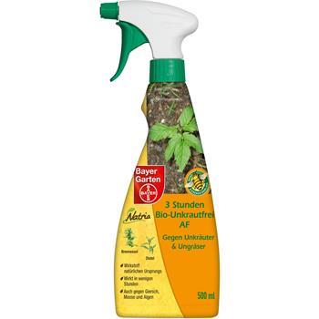 Bayer Natria 3 Stunden Bio-Unkrautfrei AF 500 ml