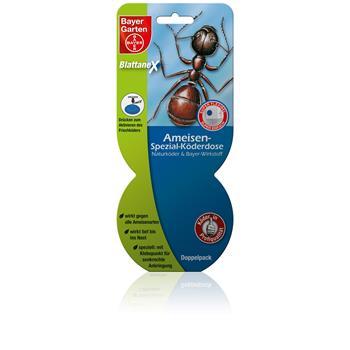 Bayer Ameisen Spezial-Köderdose 2 Stück