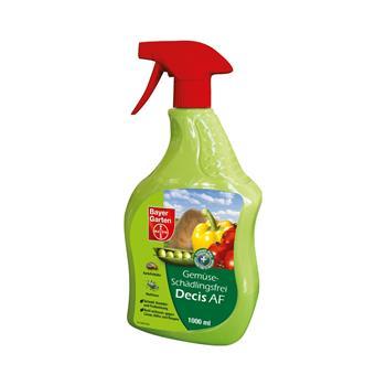 Bayer Gemüse-Schädlingsfrei Decis AF 1 Liter