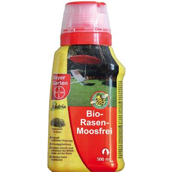 Bayer Natria Bio Rasen Moosfrei 500 ml