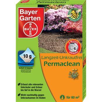 Bayer Langzeit-Unkrautfrei Permaclean 60 g (6x10g)