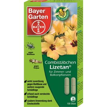 Bayer Combistäbchen Lizetan 100 Stück