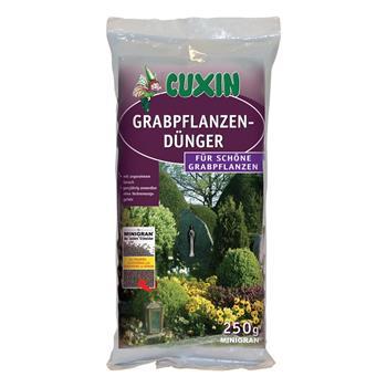 Cuxin Grabpflanzendünger 250 g für ca. 8 m²