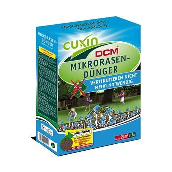 Cuxin Mikro-Rasendünger 3,5 kg für ca. 35 m²