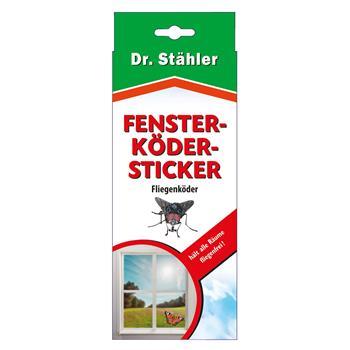 Dr st hler fenster k dersticker gegen fliegen geruchslos for Gelbsticker gegen fliegen