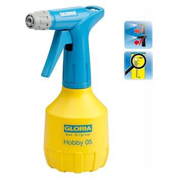 GLORIA Feinsprüher Handsprüher Hobby 05 - 0,5 Liter