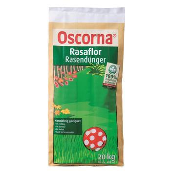 oscorna rasaflor rasenduenger organisch 20 kg. Black Bedroom Furniture Sets. Home Design Ideas