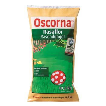 oscorna rasaflor rasenduenger organisch 10 5 kg. Black Bedroom Furniture Sets. Home Design Ideas