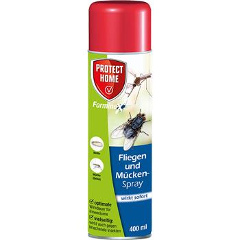 Protect Home Fliegen & Mücken Spray 400 ml