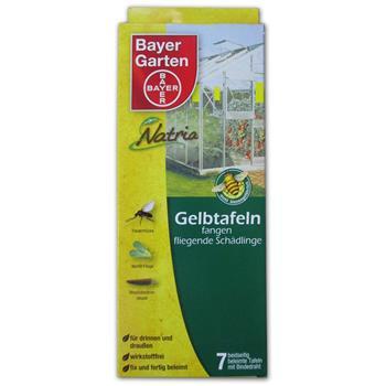 Bayer Natria Kombi-Gelbtafeln 7 Stück