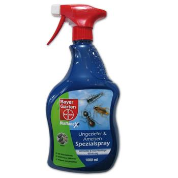 Bayer Blattanex Ungeziefer & Ameisen Spray 1 Liter